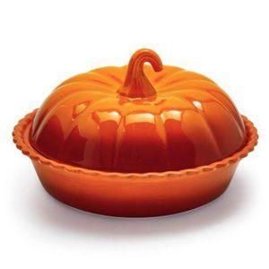 NWOB Sur la Table Pumpkin Pie Dish